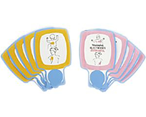 Physio-Control Lifepak CR Plus Patchs adhésifs pédiatriques (5 paires)
