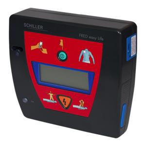 Schiller Fred Easy Life défibrillateur semi-automatique