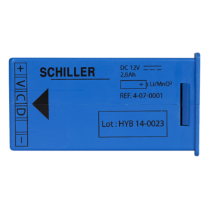Schiller Fred Easy / Skity batterie
