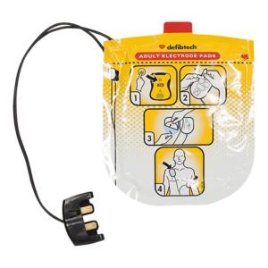Defibtech Lifeline View électrodes