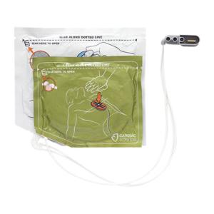 Cardiac Science G5 électrodes avec capteur RCP