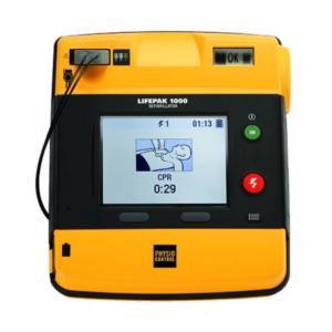 Physio-Control Lifepak 1000 défibrillateur semi-automatique