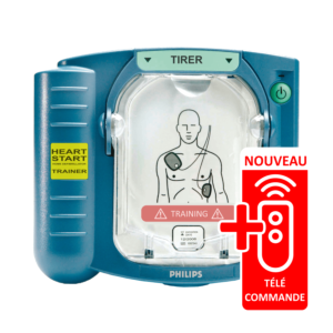 Philips HeartStart AED RF DAE de formation