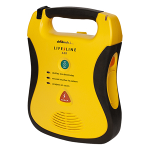 Defibtech Lifeline défibrillateur semi-automatique, 2ème génération
