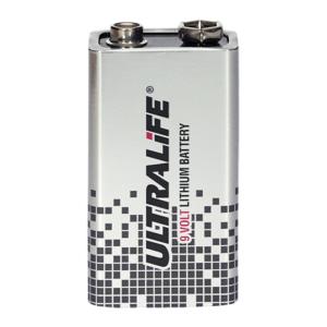 Defibtech Lifeline pile au Lithium 9 Volt