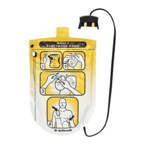 Defibtech Lifeline électrodes