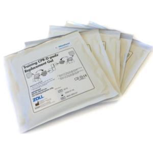 Zoll patchs adhésifs pour électrodes de formation (5 paires)