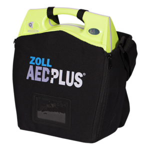 Zoll sac de transport noir AED Plus