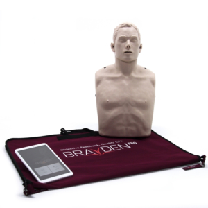 Brayden PRO mannequin avec application Bluetooth - Eclairage LED rouge