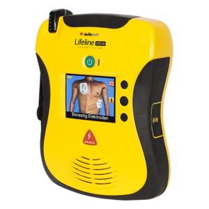 Defibtech Lifeline View défibrillateur semi-automatique