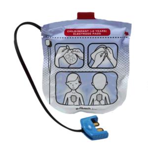 Defibtech Lifeline View électrodes pédiatriques