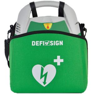 Sac DefiSign AED