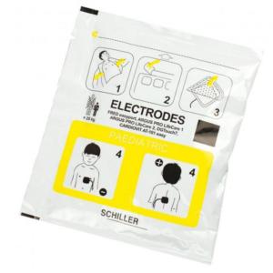 Schiller FRED Easyport / DefiSign Life électrodes pédiatriques