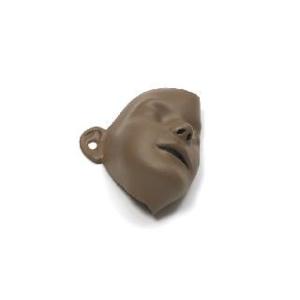 Little Junior/Resusci Junior masques de visage, version noire