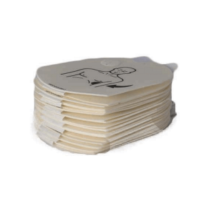 Heartsine Samaritan PAD électrodes de formation (10 paires)