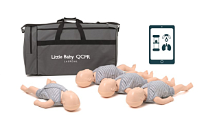 Laerdal Little Baby QCPR lot de 4