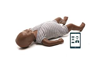 Laerdal Little Baby QCPR (version noire)