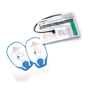 Physio-Control Lifepak 500/Lifepak 1000 électrodes de formation (5 paires)