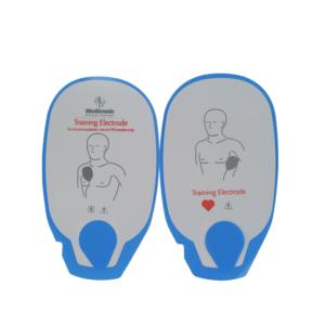 Physio-Control Lifepak 500/Lifepak 1000 patchs adhésifs (5 paires)