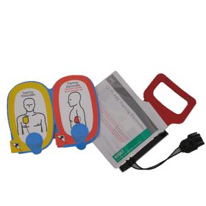Physio-Control Lifepak CR Plus/CR-T électrodes de formation (5 paires)