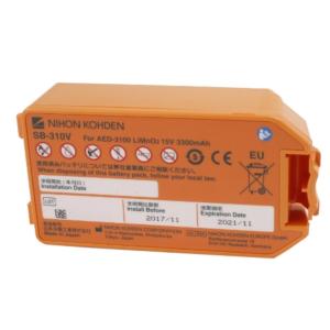 Nihon Kohden batterie pour AED-3100