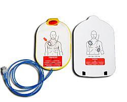 Philips Heartstart HS1 électrodes de formation