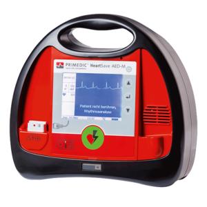 Primedic HeartSave AED-M défibrillateur semi-automatique