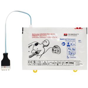 Primedic HeartSave PreConnect électrodes préconnectées