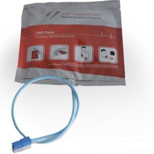 Rescue Sam électrodes