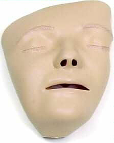 Little Anne/Resusci Anne masques de visage