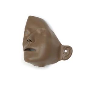 Little Anne/Resusci Anne masques de visage, version noire