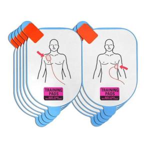 Defibtech électrodes de formation adulte (5 paires)
