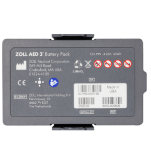 ZOLL AED 3 batterie