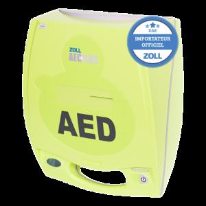 ZOLL AED Plus défibrillateur automatique