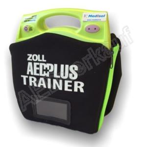 Sac de transport noir pour ZOLL AED PLUS TRAINER 2